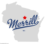 Merrill on Map